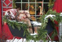 Country Christmas / by Darla Rigdon