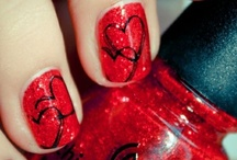 ideas for nails/hair/makeup / by Emily Hess