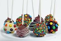 Happy Birthday  / Chocolate Covered Treats for Birthdays