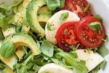 Veggie / Vegetarian Style Food