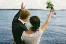San Francisco Yacht Weddings / Want to have your wedding under the Golden Gate Bridge? We can totally do that. Talk to our wedding experts today, and get ready for your big day! Hornblower Cruises and Events: http://bit.ly/2qyeuKw