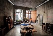 Cool restaurants & cafés