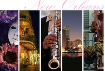 Dreamin of New Orleans / by Darla Rigdon