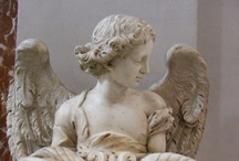Angel Statuary / by Roberta Wood