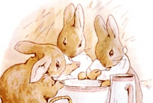 Author ~ Beatrix Potter / by Roberta Wood