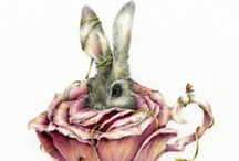 Bunny Rabbits / by Roberta Wood