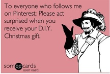 DIY - The Gift of Giving / Gift ideas for all occasions / by Jen Thompson