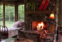 Come Sit By The Fire / by Darla Rigdon