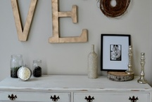 Home Decorations  / by Niva Leu