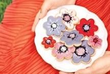 Cookies, Bars and Brownies / by Peas and Peonies