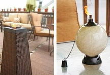 Tiki Brand Torches  / #Tiki brand teams with SocialSpark to make your #backyard and #outdoor spaces beautiful.
