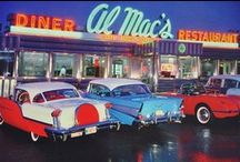Diners, Drive-ins, etc... / by Darla Rigdon