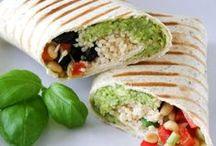 Vegan lunch box ideas / by ahimsa3