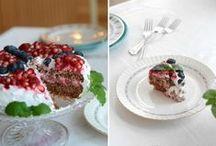 Vegan holiday/celebration food / by ahimsa3
