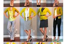 Office chic - dresses & skirts / by Ashley Vandiver