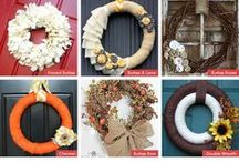 All About Wreaths / by Mandy Carleton