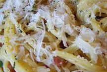 Pasta / by Mandy Carleton