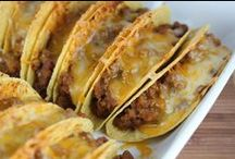 Mexican Food / by Mandy Carleton