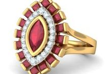 BlueStone | Red Hot Rubies / A stone that redefines charm, royalty, allure and endless panache!