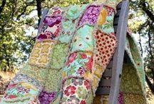 Rag Quilts / by Karen Kloibhofer