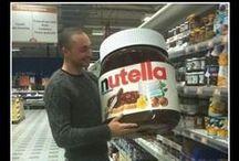 Gotta love Nutella
