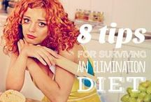 Elimination diet inspiration / General inspiration/tips and what to eat while doing the standard elimination diet - sticking to plant based food options. No gluten, dairy, soy, eggs, corn, strawberries, bananas, caffeine, citrus, nuts and (most) seeds, yeast, sugar or nightshade vegetables (and neither any form of meat or seafood, but those will not be added back in either) for three weeks, then slowly adding them back, one by one to hopefully once and for all figure out my food sensitivities.    / by ahimsa3