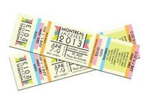 Creative ticket design / Your event tickets can be awesome. Check out these examples.