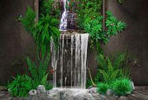 Indoor & Outdoor Water Features