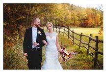 Oak Lodge Wedding / Photography at Oak Lodge Stahlstown, Pa