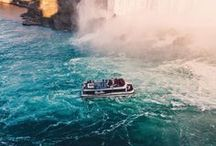 Niagara Cruises / Did you know we go right into the mist at Niagara Falls? Learn more: http://bit.ly/2q0dNb7