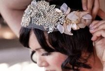 Tocados & Velos / Bridal Headdress & Veil & Headpiece