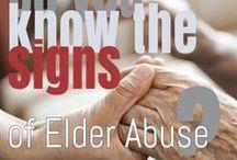 Elder Abuse Must End