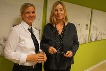 Vernissage 2012 mit Werken von Linda Berendes