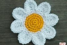 Crochet - Flowers & Leaves / by Durga C