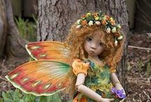Fairyland Dolls / by Pam Traves