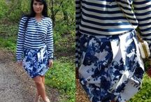 MY SEWING / Here you can see clothes made by me.