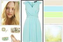 """light spring"" colours"