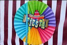 Mexico party/ fiesta party/ impreza meksykańska / mexico party decorations