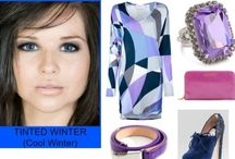 """cool winter"" colours"