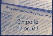 ⁞ Hep Papillon ⁞ / On parle de nous !