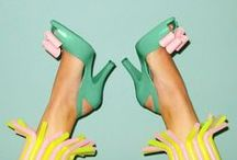 ⁞ Shoes Addict ⁞ / Toutes les chaussures tendances vues dans les magazines