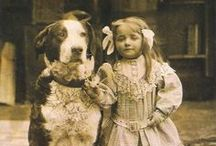 Pets Go to Heaven-Vintage Pictures / by Pam Traves