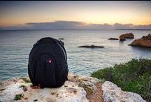MANFROTTO PRO LIGHT COLLECTION / Whenever your passion leads you far, travel light.