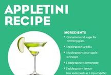 BDF's Cocktail Recipes / Create some amazing cocktails using these simple recipes!