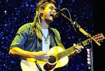 John Mayer. / Yeah I got my dream but you got yourself a family. / by Maureen Bender