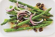 Asparagus / Asparagus contains a stimulating blend of nutrients, making this member of the lily family a fantastic food for your health, especially when it's Organic.  Need more information?  Contact us at organics@goodnessgreeness.com.