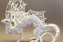 Sculpture/Custom Statues / sculpture/custom/manipulated statues/dolls