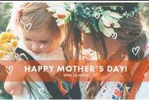 """⁞ Mère-Fille ⁞ / Sélectionnist présente """"Les remerfillements"""" !  A l'occasion de la fête des mères, dites-lui mère fille, tout simplement."""
