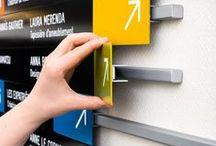 Palette - Ateliers de Paris / Signage project