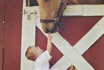 Dzieci i konie